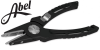Abel Fly Fishing Pliers
